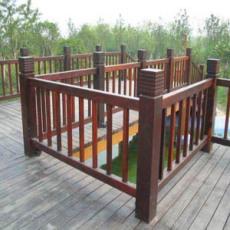 供青海乐都防腐木地板和海门防腐木护栏厂家
