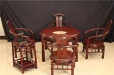 花梨木茶桌 中式古典家具