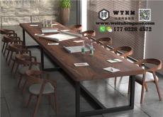 天津纯实木桌椅 全实木桌椅 实木桌椅定做
