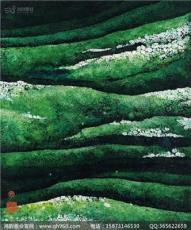 湖南磨漆画厂家 有限的画面呈现无限的可能