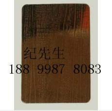 木纹玫瑰金不锈钢板
