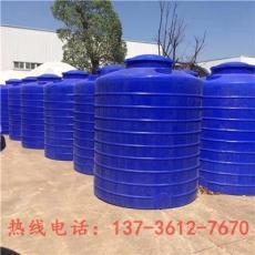 塑料儲水罐 5立方防腐貯槽批發價格