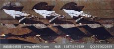 江西磨漆画厂家 展现东方的魅力