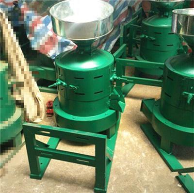 北京家用小型打米机 碾米机图片