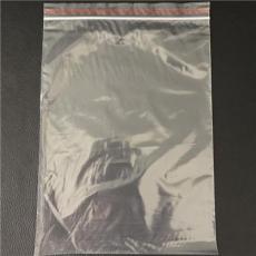 工厂直供PE骨袋定制透明可印刷环保材料