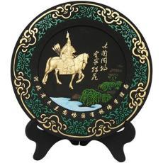西安旅游紀念品活性炭雕禮品定制