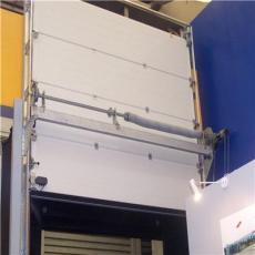 天津工业垂直提升门 遥控电动提升门安装
