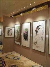 北京画展挂画亚麻布展板租赁销售