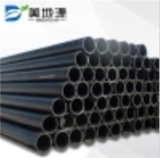 供应PE排水管DN110/16公斤 HDPE排水排污管