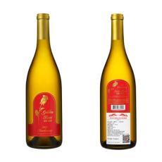 金玫瑰GR-420霞多丽白葡萄酒 美国进口红酒