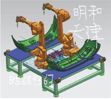 机器人超音波铆焊机 机器人塑焊机超音波