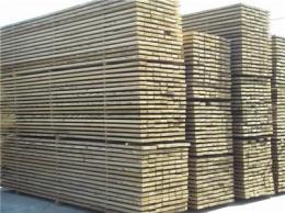 防腐木加工厂