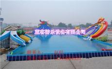 广场移动式支架游泳池规格