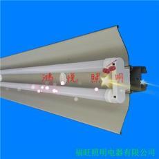 LED铝合金线槽灯6米超市光带车库桥架灯支架