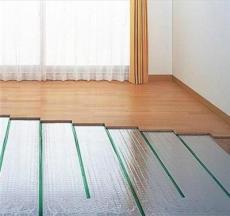 大連300平別墅鋪電地熱 電采暖