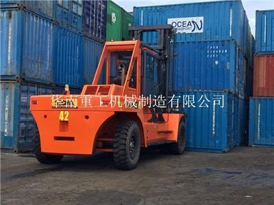 32吨叉车 厂家定制生产型号HNF320重型叉车