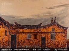 福建大型漆壁画厂家 传统文化的源远流长