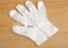 聚乙烯材料一次性手套