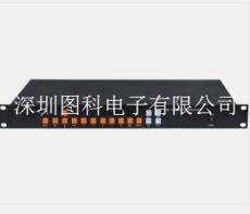 DVI畫面分割器 四畫面分割器 液晶分屏器