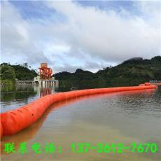 水上光伏浮筒夹网两半片拦污浮体加工