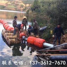 水面拦污浮排船只耐撞塑料浮筒