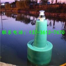 耐撞击塑料航标水上警示浮鼓厂家