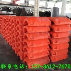 聚乙烯塑料浮體挖沙船浮筒價格