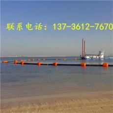疏浚挖泥船管道浮体拦污浮漂图片