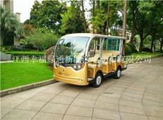 绿通电动车 十一人座电动旅游观光车