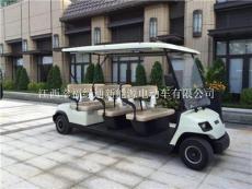幸福綠通八座電動高爾夫球觀光車