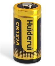 一次锂电池CR17345探测报警器电池CR123A