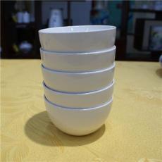 陶瓷米飯碗 白色陶瓷碗 6寸陶瓷米飯碗