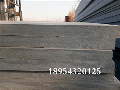 自产深灰色超厚PVC硬板 易焊接耐酸碱 批发