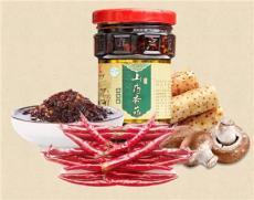 百年盧家山藥香菇油辣椒210g清真