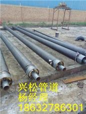 南京钢套钢直埋保温管厂家顺利生产