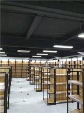 惠州货架批发钢木结合超市架订做