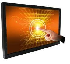 中山55寸電容式觸摸屏租賃 商用顯示大屏出