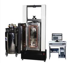耐火澆注料高溫耐壓強度試驗設備可選5噸機