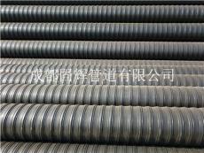 德阳HDPE钢带增强螺旋波纹管