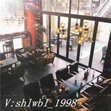 上海西餐厅北欧风格桌椅厂家定制