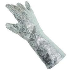 1000度高溫手套全鋁箔金屬冶煉鍋爐隔熱手套