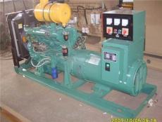 柴油发电机组的各种附属设备的安装
