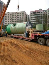 上海一体化预制泵站按装说明