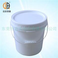 20L升開牙涂料桶 20公斤KG塑料包裝桶螺旋