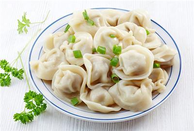 郑州德信速冻饺子皮改良剂 饺子粉改良剂图