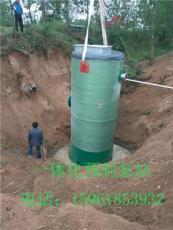 湖北一体化预制泵站方案