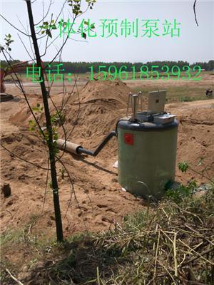 南通一体化预制泵站发展趋势