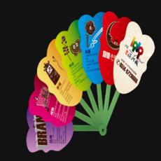 供青海塑料扇和西寧廣告扇報價