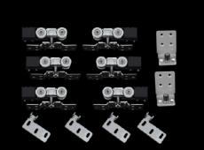 长期供应手动平移门隔断系统