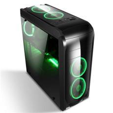 游戲玩家電腦機箱F902風冷電腦機箱